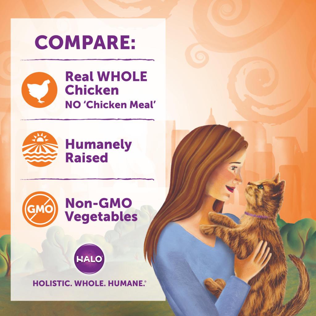 healthy cat food benefits